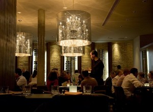 The dining room at Sepia on N. Jefferson.  (img: Sepia)