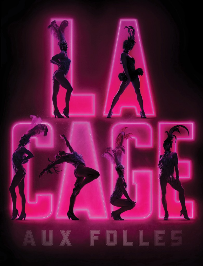 La Cage Aux Folles at Broadway's Longacre Theatre