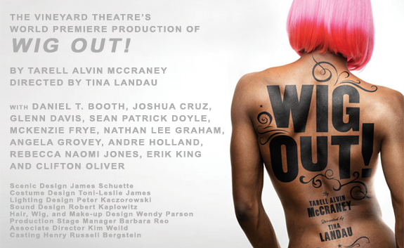 Wig Out! at Off-Broadway's Vineyard Theatre