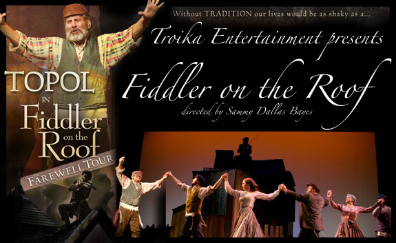 Sean Patrick Doyle Actor Fiddler On The Roof
